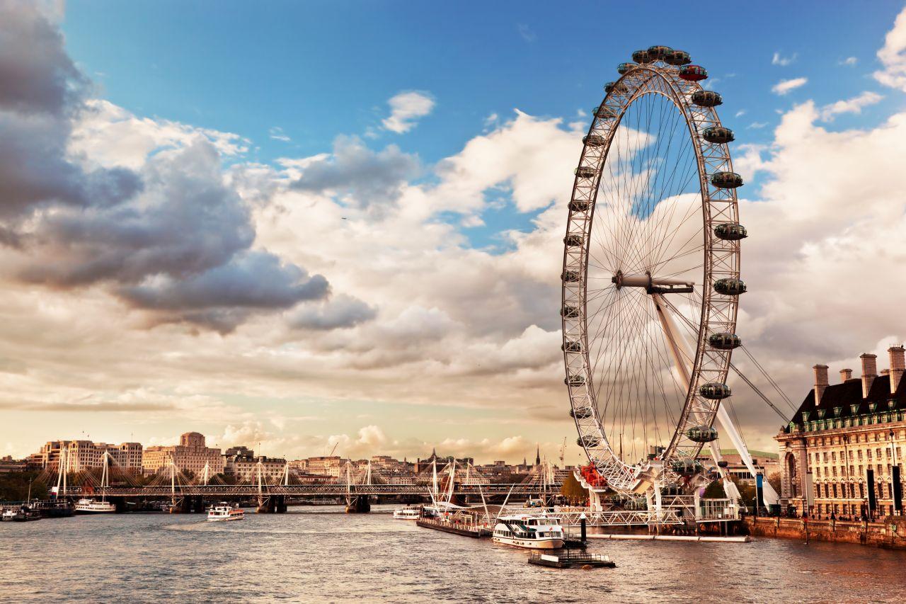 Anglie Londýn